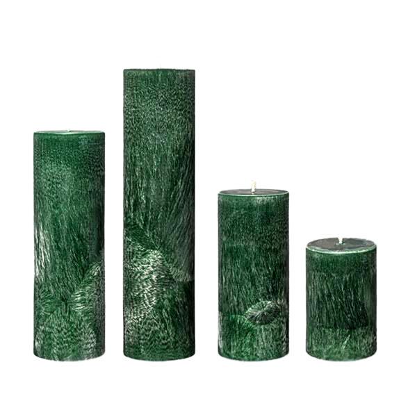 Natūralaus vaško žvakė House of Saku Fresh Pine