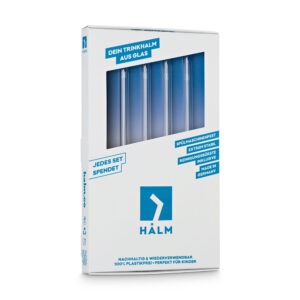 Stikliniai šiaudeliai HALM